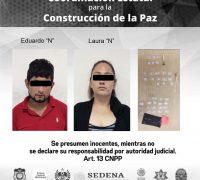 Detienen  a tres personas por delitos contra la salud en el municipio de Cuernavaca
