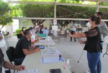 INE Presenta protocolo que se aplicará en la jornada Electoral. Garantiza que las Elecciones serán seguras