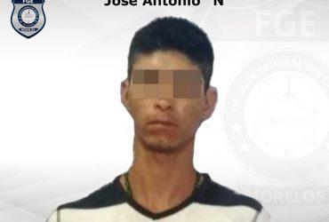 Condena de 20 años de Cárcel para hombre que violó a menor de edad en el municipio de Puente de Ixtla
