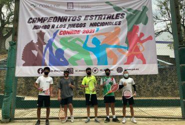 Comienzan campeonatos estatales rumbo a los nacionales CONADE 2021