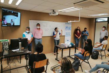 REALIZA UTSEM PRUEBA DE AULA HÍBRIDA PARA RETORNO A CLASES