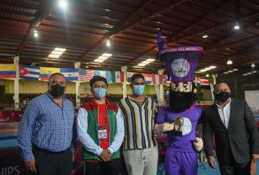 Arranca en Morelos Campeonato Panamericano Cadete y Juvenil 2021 de Luchas Asociadas