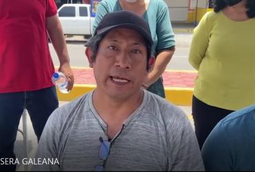 Vecinos de Galeana Mantienen Oposición a Instalación de Gasera; Denuncian Intimidación
