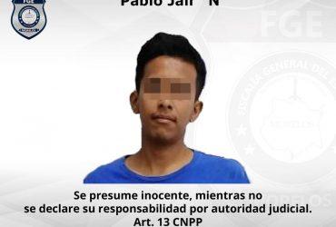 Tres personas detenidas durante cateo en Yautepec