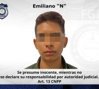 Prisión preventiva contra tres masculinos por extorsión en Cuautla