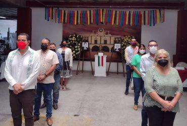 Cabildo de Jojutla realizó homenaje póstumo a ex presidentes municipales acaecidos en el mes de junio
